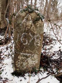Grenze Oberndorf / Boll