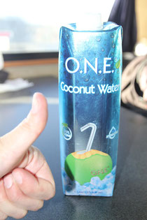.... coconut-water...