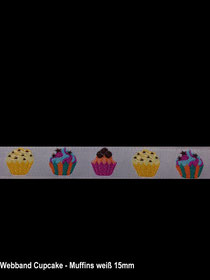 Band 10 - Cupcake Muffin weiß