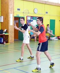 Kenzo et Alessandro