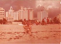 А.Семаев на Майами-Бич