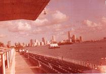 Гребной центр в Майами в 1991 году