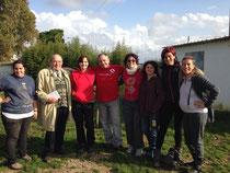Spendenübergabe Projekt Lanuvio Carla