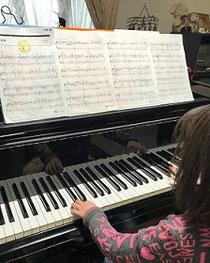 郡山市つちやピアノ教室ブログ 子どものレッスン