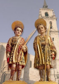 Santos Justo y Pastor
