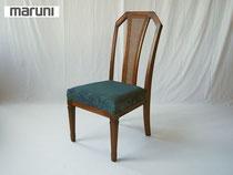 椅子のリフォーム、貼り替え