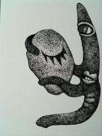 「育つ石」by セキネコ