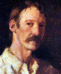 Robert Louis Stevenson, 1850-1894