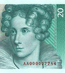 Anette Droste-Hülshoff, 1797-1848