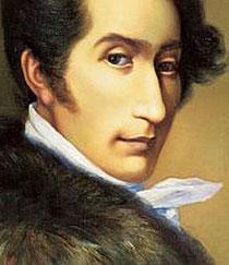 Carl Maria von Weber, 1786-1826