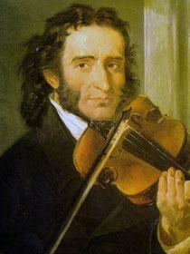 Paganini, 1782-1840