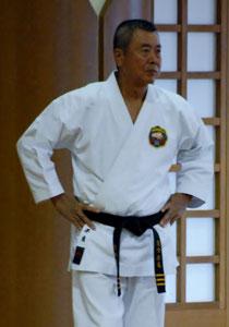 Taira Yoshitaka Hanshi, 10.Dan