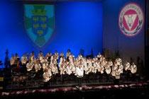 Benefizkonzert mit der Militärmusik Niederösterreich im Stiftshof. Foto: Militärmusik Niederösterreich/Möseneder