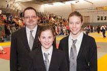 Michael Seitner, Julia Strasser, Michaela Maier. Foto: zVg