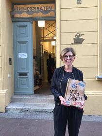 Bei den Bücherpiraten in Lübeck