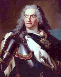 """""""August der Starke"""" wurde als Friedrich August I. am 12.05.1670 geboren."""