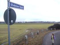 Tiefes Feld an der Uffenheimer Straße