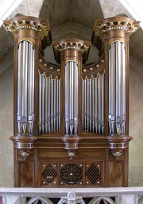 Orgue de l'église Notre Dame de Créon