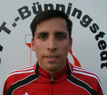 Schon mit seinem zweiten Hattrick diese Saison: Jorge Silva Mella