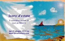Scorci d'estate: il concorso estivo di LaB