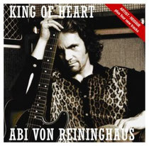 CD: King of Heart, Artist ReIssue