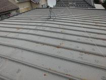 小平市 屋根施工前
