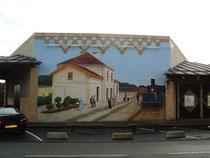 gare de Lacanau océan
