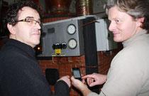 Photo et texte Charente Libre 28-12-2012 - Pour lire l'article faire un clic sur l'image