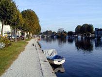 Jarnac et sa douce Charente