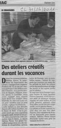 Charente Libre - Clic sur l'article pour agrandir