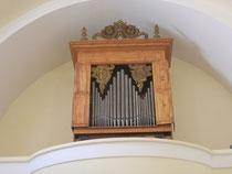 Organo di Nicola Triggiani, seconda metà del XIX sec.