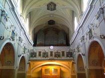 Organo Ruffatti 1950