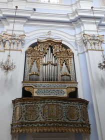 Organo anonimo 1710