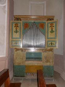 Organo Anonimo, 1853