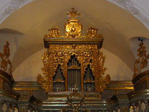 Organo anonimo, 1718