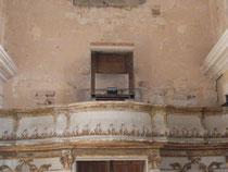 Organo Pietro De Simone sr 1731