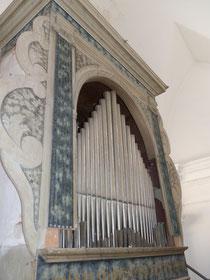 Organo Favorito, 1838