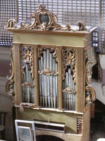 Organo Nicola De Simone jr, 1793