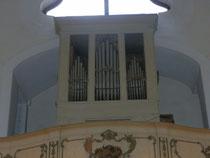 Organo De Simone Nicola 1791