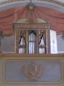 Organo anonimo, 1738