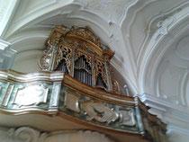 Organo Pietro De Simone jr, 1773
