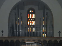 Organo Tamburini ampl. Pinchi