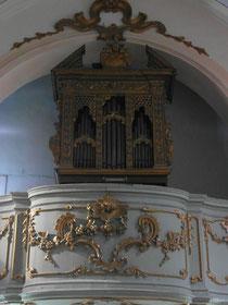 Organo Anonimo XVII sec.