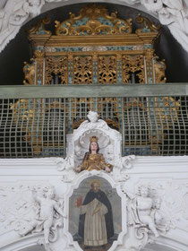 Organo Pietro De Simone jr, 1754
