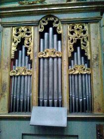 Organo settecentesco