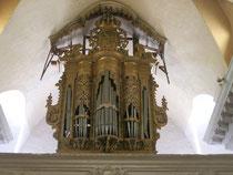 Organo anonimo, XVII sec.