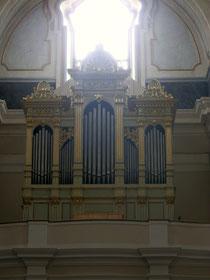 Organo Consoli, 1929