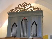Organo Felice Scala, 1721