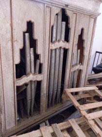 Organo anonimo XIX sec.