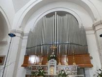 Organo Inzoli, 1968